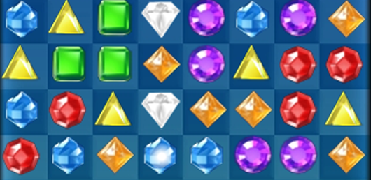 Jewel Puzzle Játék