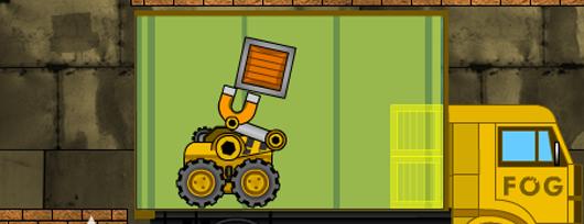 Truck Loader Játék