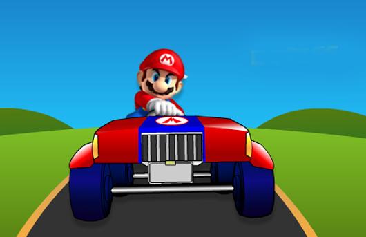 autós Máriós játék