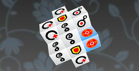 3D Mahjong játék
