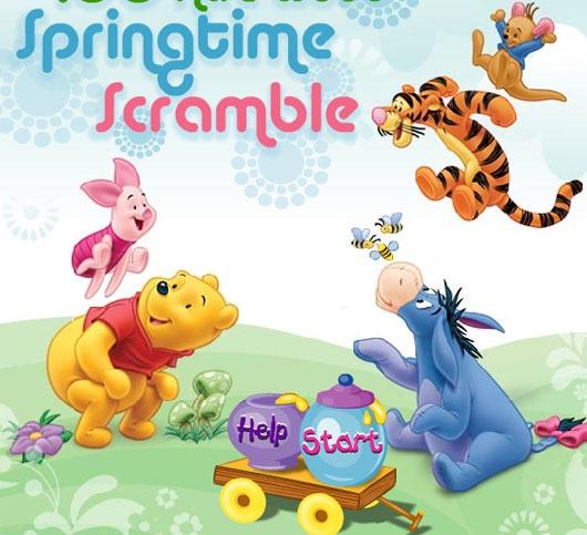Springtime Scramble