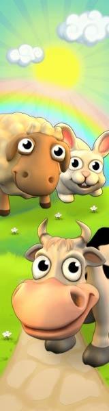 Family Barn farmos játék