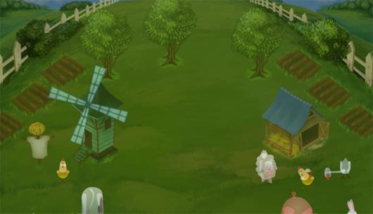 Farm of dream