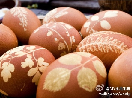 berzselés húsvét tojás tojásfestés