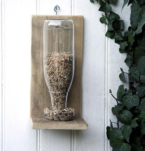 madáretető recycle újrahasznosítás