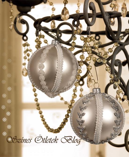 Karácsonyi gömbök új köntösben 27518e8733
