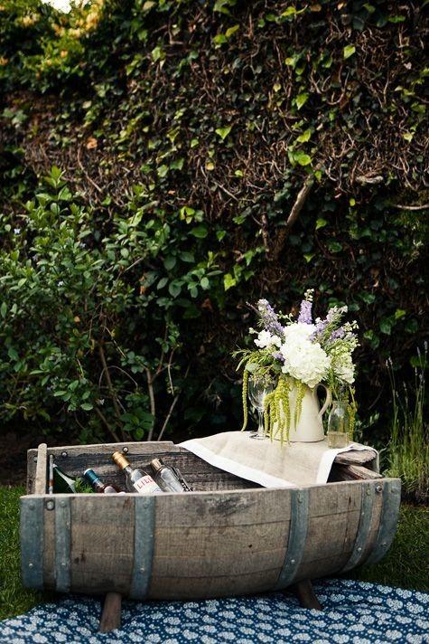 újrahasznosítás csináld magad bútor lakberendezési ötletek hordó