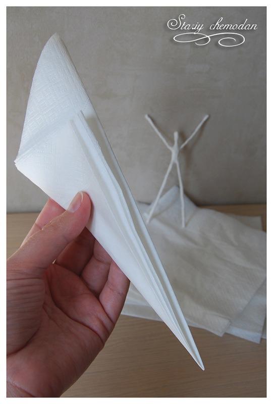 papír papírdísz pritt