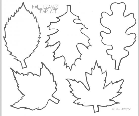 Let lthet szi mint k sablonok sz nes tletek for Jungle leaf templates to cut out