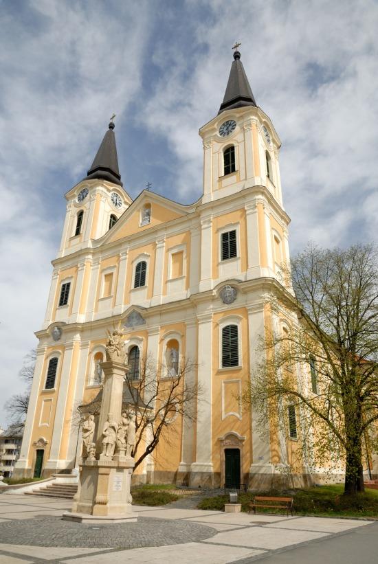 Zalegerszegi Mária Magdolna templom