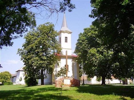 győrasszonyfai katolikus templom