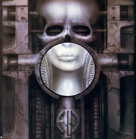 Emerson Lake Palmer Brain-Salad-Surgary - H R Giger