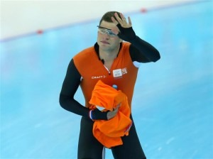 Sven Kramer arannyal nyitott Szocsiban