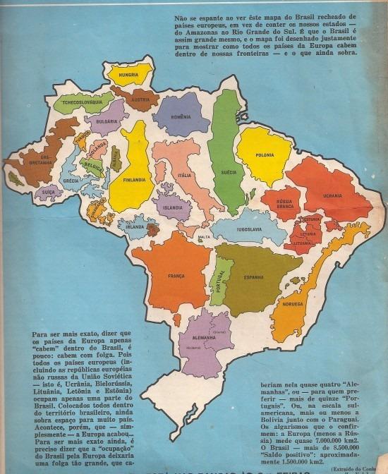 Brazília vs.Európa