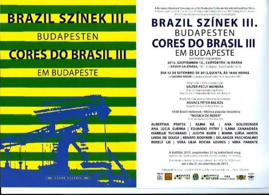 brazil színek