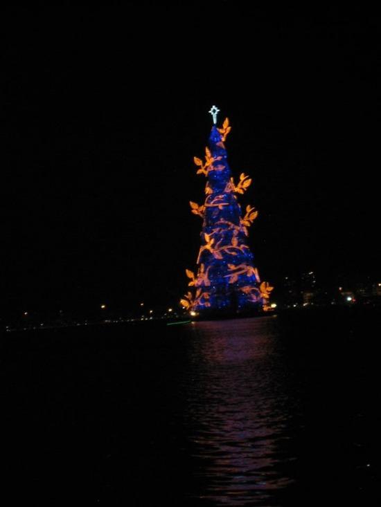 karácsony lagoa