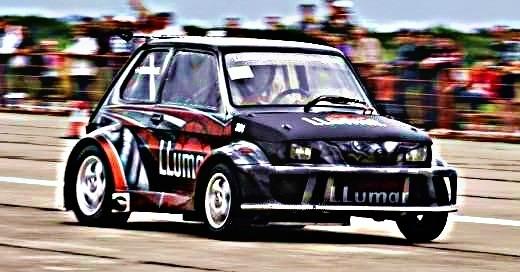 Európabajnok a LLumar Racing Team