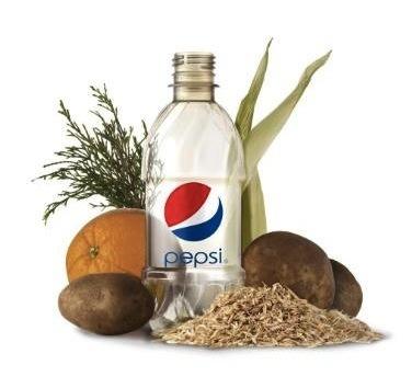 pepsi növény műanyag ökolábnyom fosszilisenergia-függőség környezetbarát fenntarthatóság PET-palack