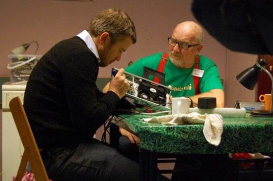 javítóműhely Repair Café Hollandia mozgalom fenntarthatóság