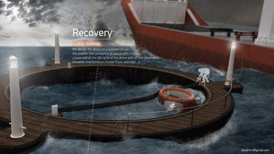 Marine Drone Recovery