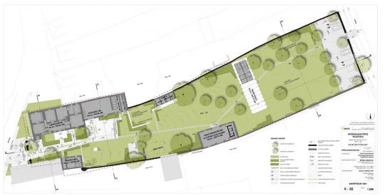 közösségi tervezés Balatoncsicsó balatoncsicsói plébánia Építész Stúdió felújítás