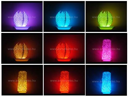 Színszabályozós RGB LED szalag - világítás a szivárvány bármely színével!