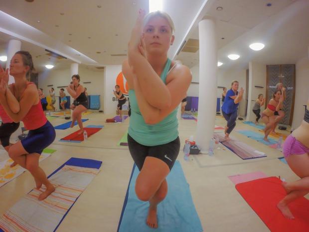 edzés lélek jóga kitartás Földön
