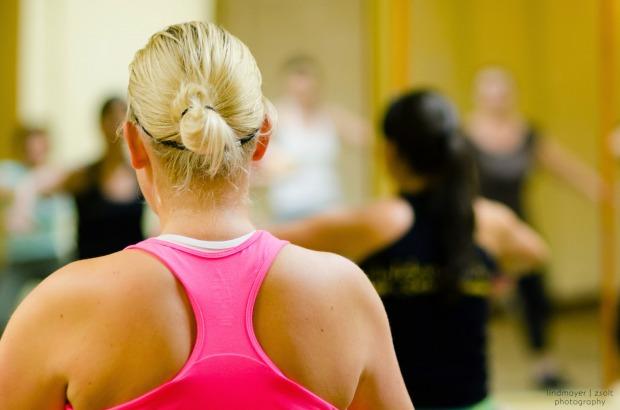 sport edzés tánc Földön