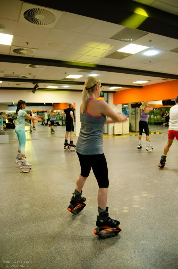 sport edzés ugrálás Földön