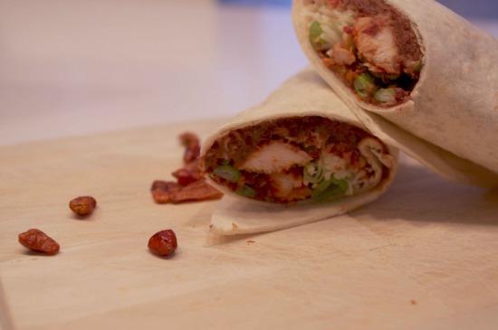 csirke csípős recept tortilla