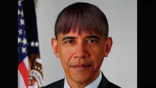 Obama frufruval