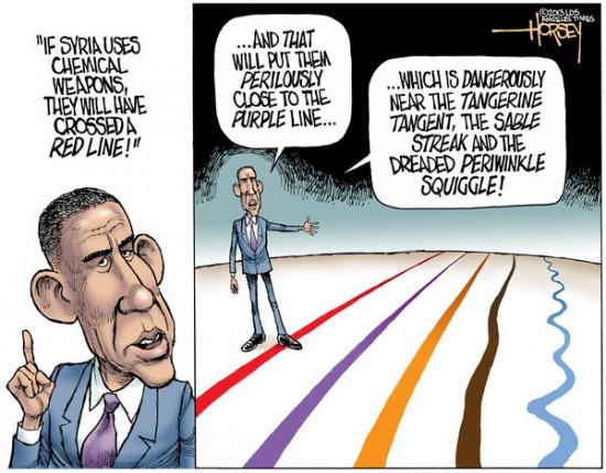 Los Angeles Times karikatúra