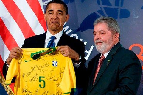 Lula Barack Obama amerikai elnökkel