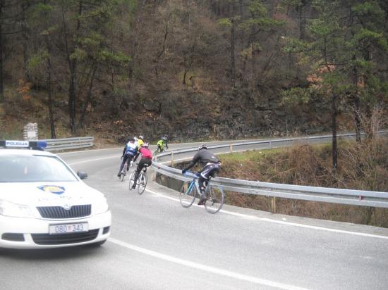 Isztria kerékpár