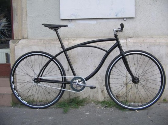 First Bike fixi