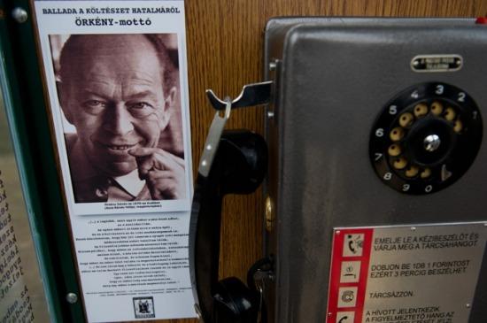 örkény telefonfülke