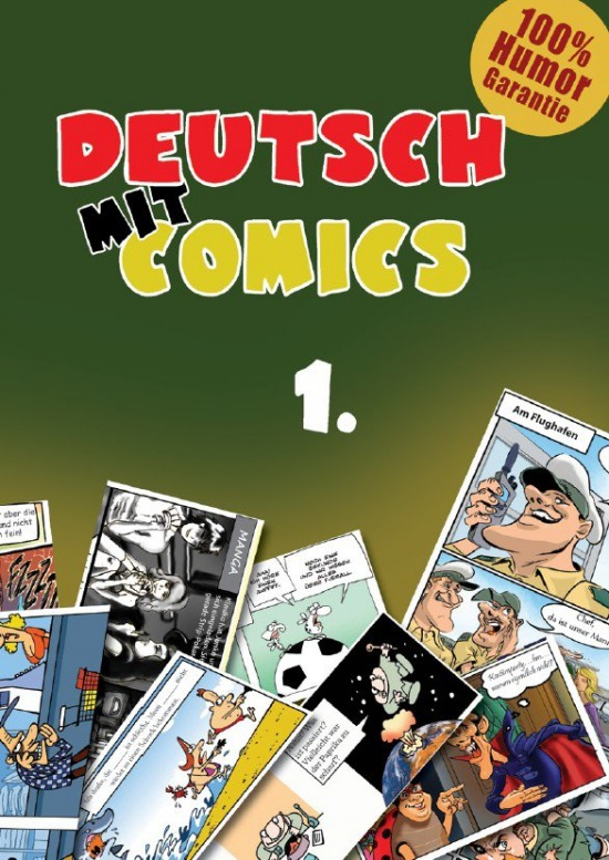 deutsch mit comics