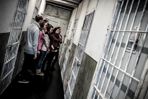Murder kiállítás - diliház