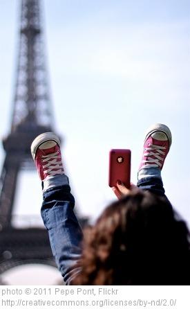 Párizs, nadrág