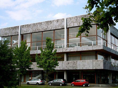A Német Szövetési Köztársaság Alkotmánybíróságának épülete