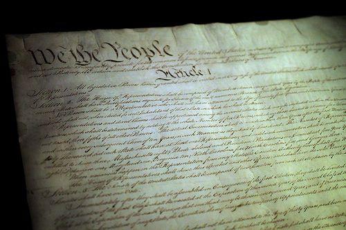 Az Amerikai Egyesült Államok Alkotmánya