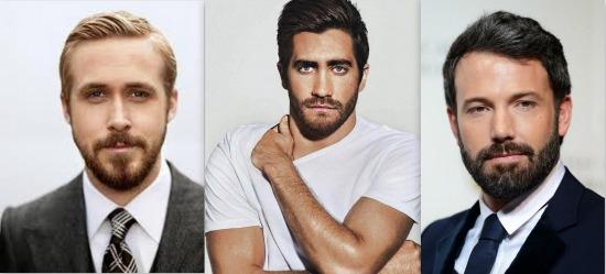 hajhullás kopaszodás hajátültetés hairhungary szakállbeültetés dús szakáll Ryan Gosling Jake Gyllenhaal Ben Affleck
