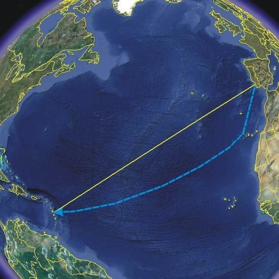 Forrás: Google Earth