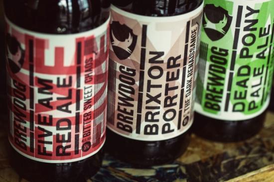 Kedvenc sörfőzdénk új címkékkel állt elő