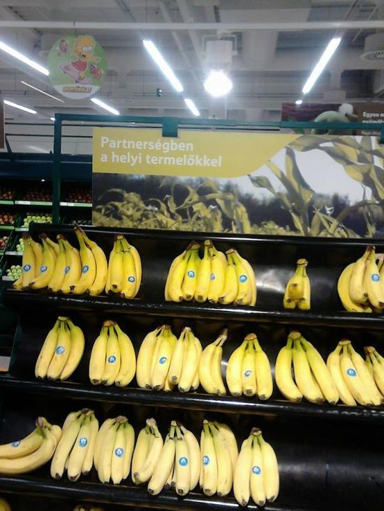 Előre a magyar banánért!